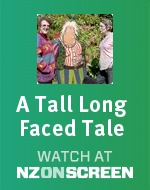 A Tall Long Faced Tale badge