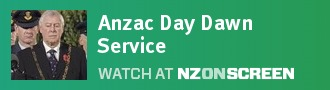 Anzac Day Dawn Service badge