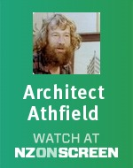 Architect Athfield badge