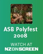 ASB Polyfest 2008 badge