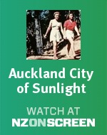 Auckland City Of Sunlight badge