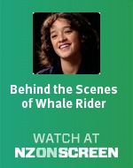 Behind the Scenes of Whale Rider badge