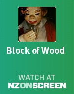 Block of Wood badge