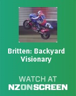 Britten: Backyard Visionary badge
