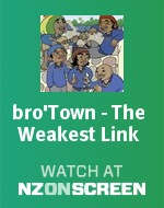 bro'Town - The Weakest Link badge