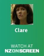 Clare badge