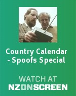 Country Calendar - Spoofs Special badge
