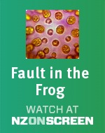 Fault in the Frog badge