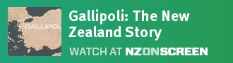 Gallipoli: The New Zealand Story badge