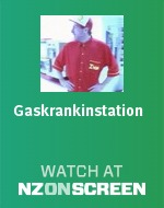 Gaskrankinstation badge