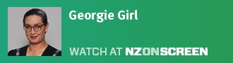 Georgie Girl badge