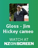 Gloss - Jim Hickey cameo badge