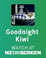 Goodnight Kiwi badge