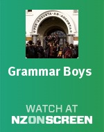 Grammar Boys badge