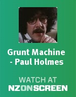 Grunt Machine - Paul Holmes badge