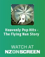 Heavenly Pop Hits - The Flying Nun Story badge