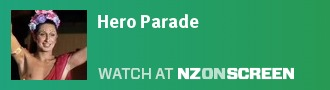 Hero Parade badge