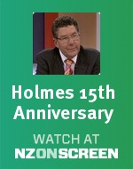 Holmes 15th Anniversary badge