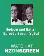 Hudson and Halls - Episode Seven (1982) badge