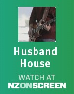 Husband House badge