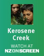 Kerosene Creek badge