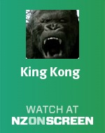 King Kong badge