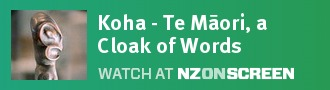 Koha - Te Māori, a Cloak of Words