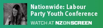 Nationwide: Labour Party Youth Conference badge