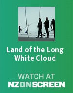 Land of The Long White Cloud badge