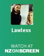 Lawless badge