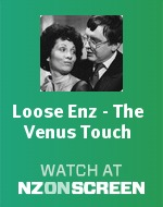 Loose Enz - The Venus Touch badge