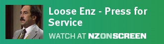 Loose Enz - Press for Service badge
