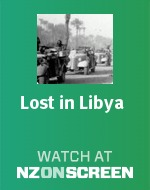 Lost in Libya badge
