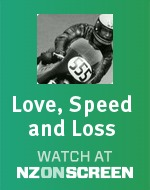 Love, Speed and Loss badge