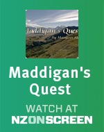 Maddigan's Quest badge