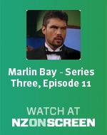 Marlin Bay - Series Three, Episode 11 badge