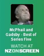 McPhail and Gadsby - Best of Series Five badge