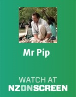 Mr Pip badge