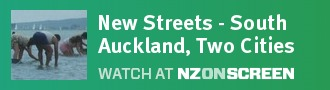 New Streets - South Auckland, Two Cities badge