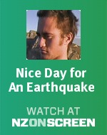 Nice Day For An Earthquake badge