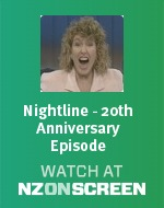 Nightline - 20th Anniversary Episode badge