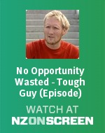 No Opportunity Wasted - Tough Guy (Episode) badge