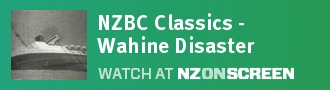 NZBC Classics - Wahine Disaster badge