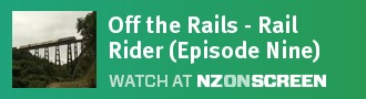 Off the Rails - Rail Rider (Episode Nine) badge