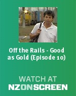 Off the Rails - Good as Gold (Episode 10) badge