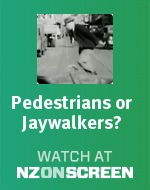 Pedestrians or Jaywalkers? badge