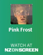 Pink Frost badge