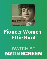Pioneer Women - Ettie Rout badge