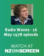 Radio Waves - 16 May 1978 episode badge