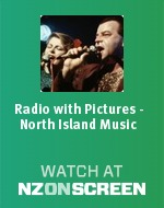 Radio with Pictures - North Island Music badge